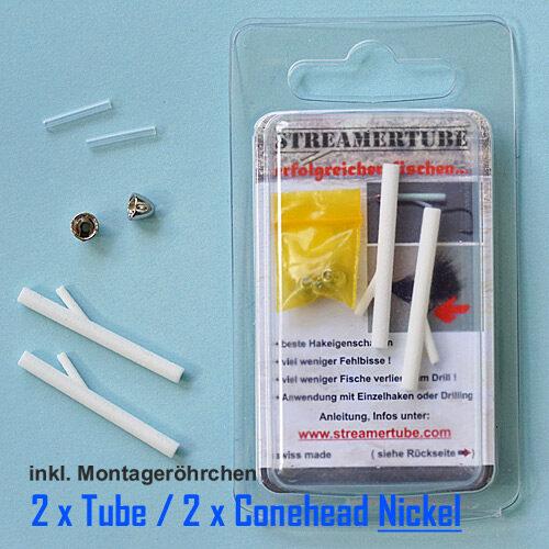 Streamertube-Tubensystem-Nickel